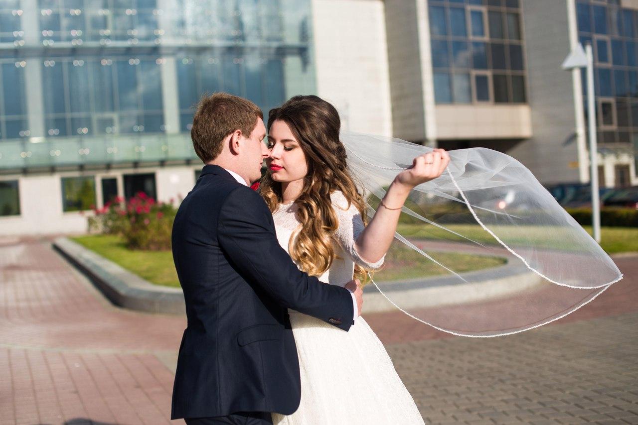 заказать свадебное платье большого размера