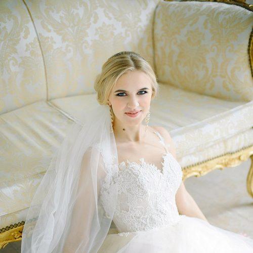 свадебное платье по фото