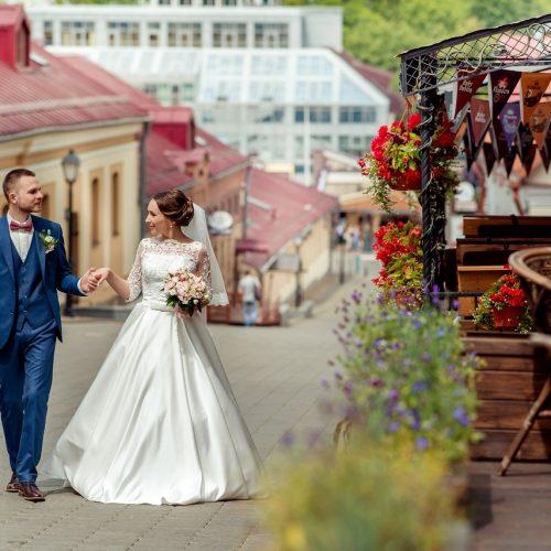 шикарный свадебный салон