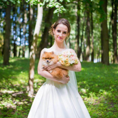 невеста оставила отзыв