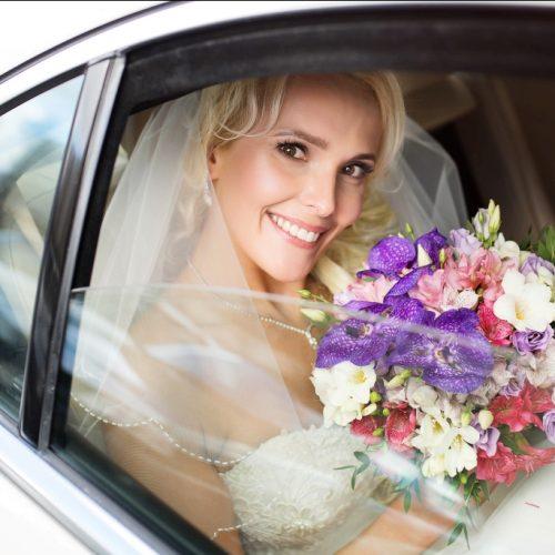 как обслуживают в свадебном салоне