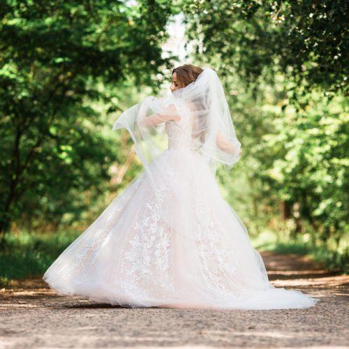 заказать свадебное платье