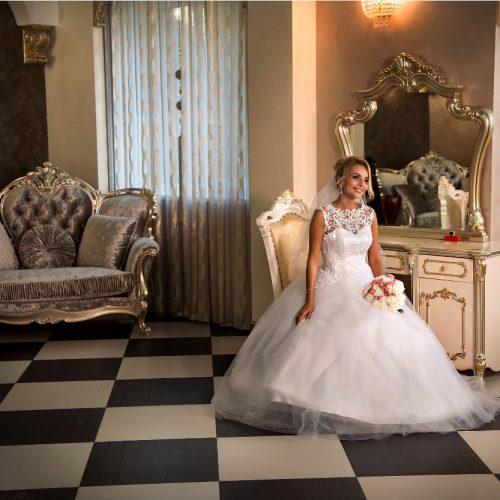 пошив свадебного платья под заказ в минске