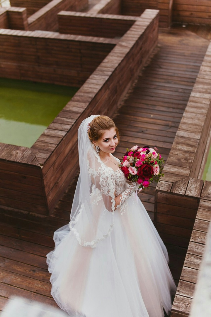 выбрать свадебный салон