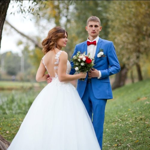 лучший свадебный салон