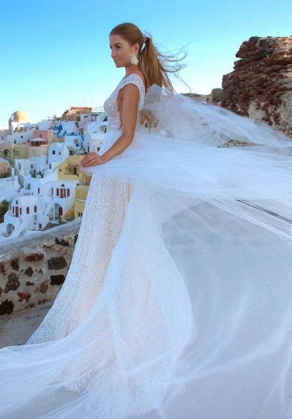 000901435eeb620 Свадебное платье Estel — Свадебный салон Жемчуг