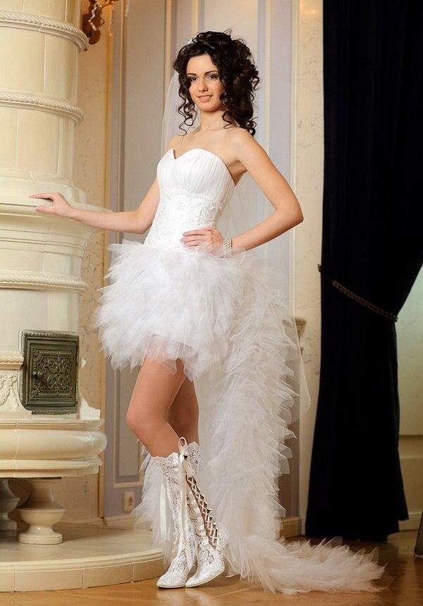 Свадебное платье Fanni