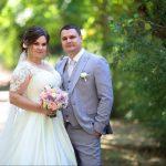 свадебное платье большого размера отзыв
