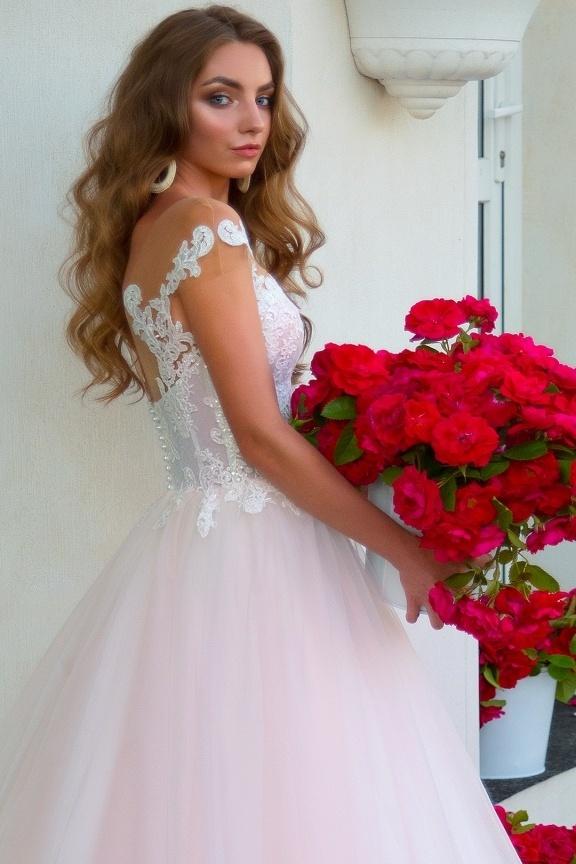Свадебное платье Enrica прокат аренда продажа покупка пошив под заказ