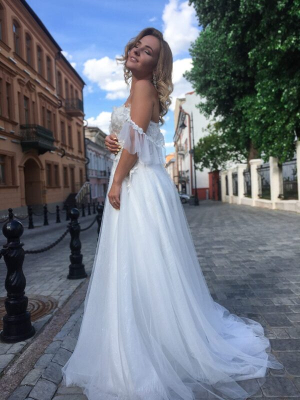 свадебное платье Francheska