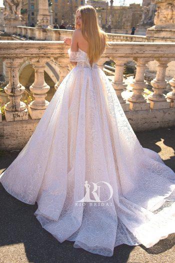 Свадебное платье Milagres прокат аренда покупка продажа пошив под заказ