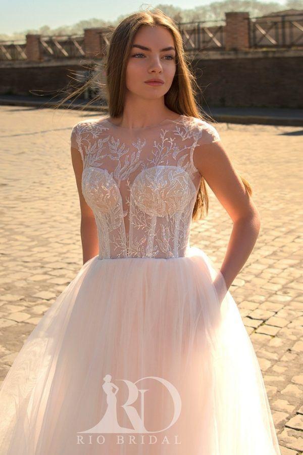 Свадебное платье Milena прокат аренда покупка продажа пошив под заказ