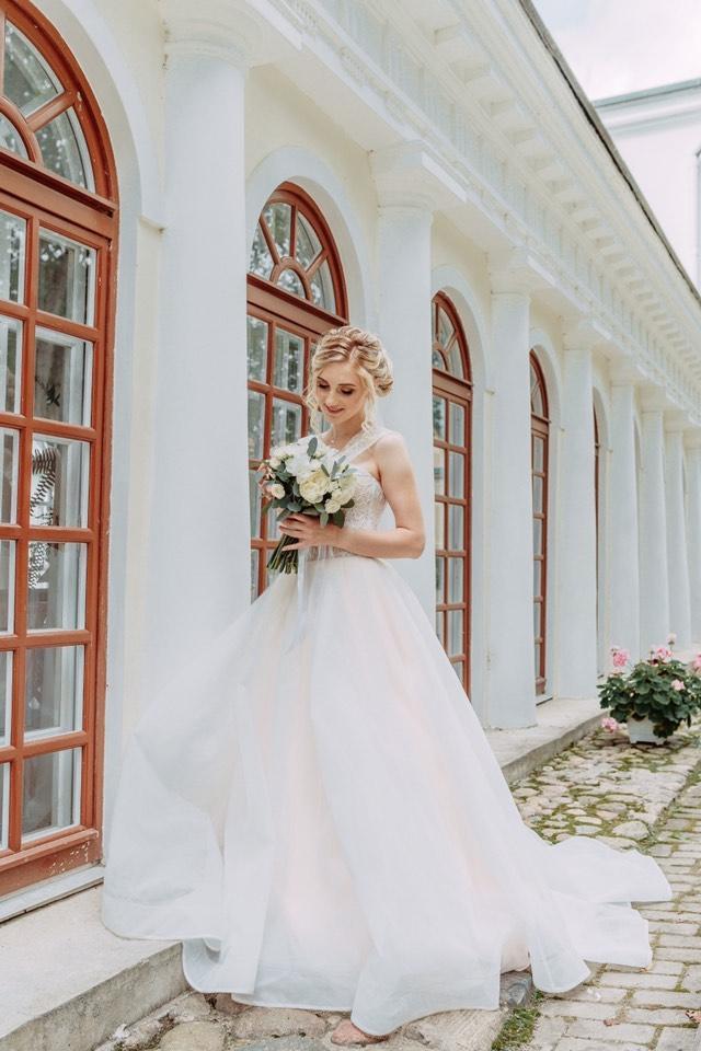 свадебный салон жемчуг отзыв невесты