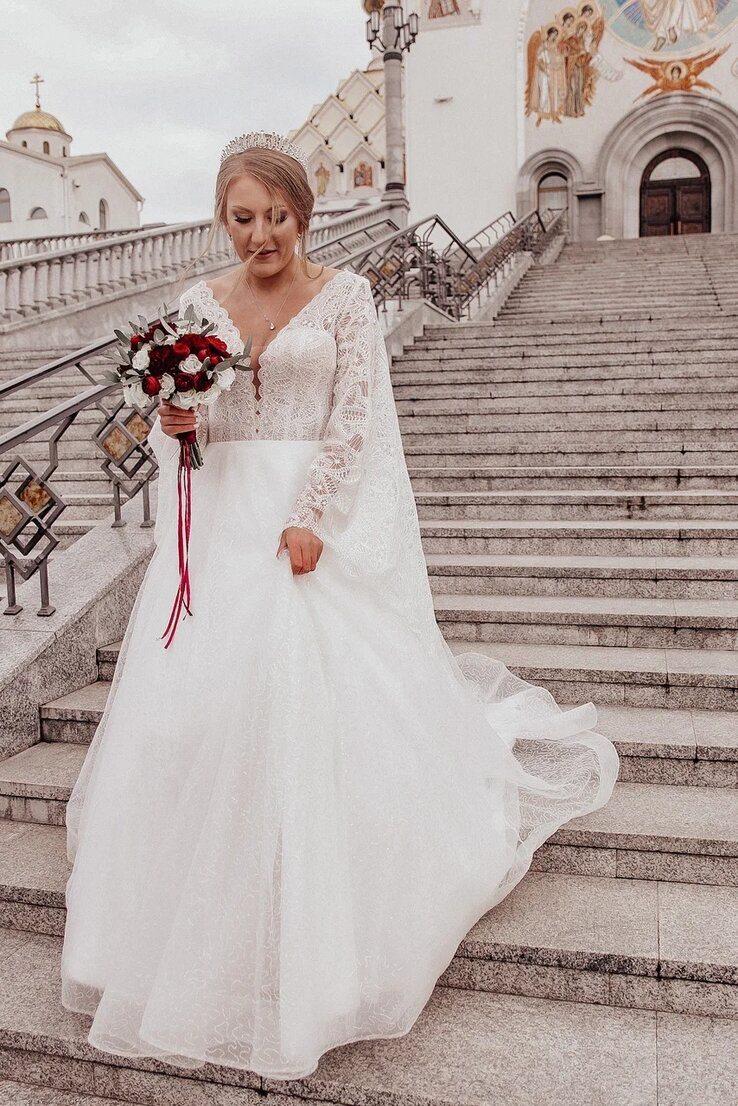 отзыв невесты о салоне